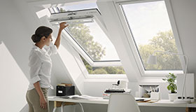 Velux Dachfenster